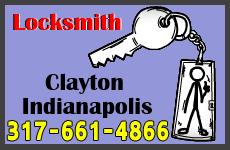 Locksmith-Clayton-IN