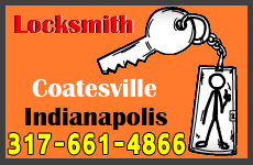 Locksmith-Coatesville-IN