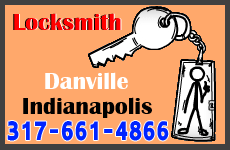 Locksmith-Danville-IN