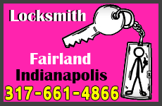 Locksmith-Fairland-IN