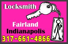 Locksmith-Fairland-IN