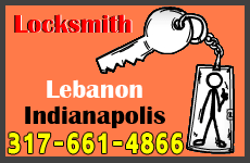 Locksmith-Lebanon-IN