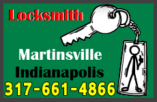 Locksmith-Martinsville-IN