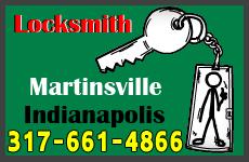 Locksmith-Martinsville-IN