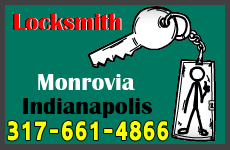 Locksmith-Monrovia-IN