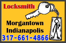 Locksmith-Morgantown-IN
