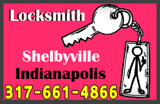 Locksmith-Shelbyville-IN