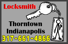 Locksmith-Thorntown-IN
