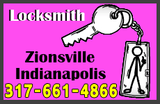 Locksmith-Zionsville-IN